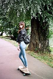 Anastasia Ivleva model. Photoshoot of model Anastasia Ivleva demonstrating Fashion Modeling.Fashion Modeling Photo #171437