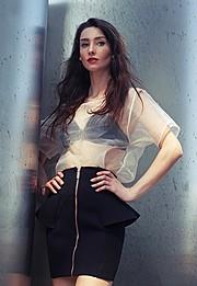 Anastasia Ivleva model. Photoshoot of model Anastasia Ivleva demonstrating Fashion Modeling.Fashion Modeling Photo #171440
