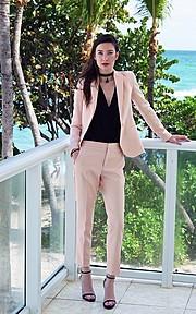 Anastasia Ivleva model. Photoshoot of model Anastasia Ivleva demonstrating Fashion Modeling.Fashion Modeling Photo #174573