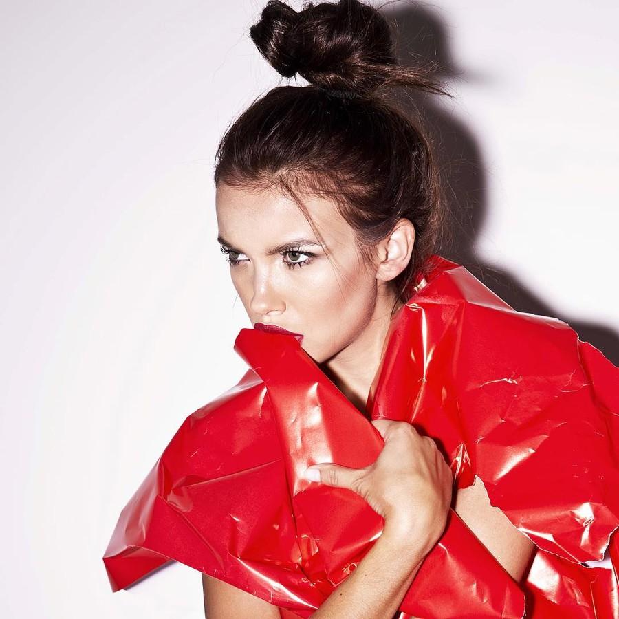 Anastasia Plewka Guseva model. Photoshoot of model Anastasia Plewka Guseva demonstrating Face Modeling.Face Modeling Photo #174519