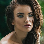 Anastasia Plewka Guseva model. Photoshoot of model Anastasia Plewka Guseva demonstrating Face Modeling.Face Modeling Photo #174520