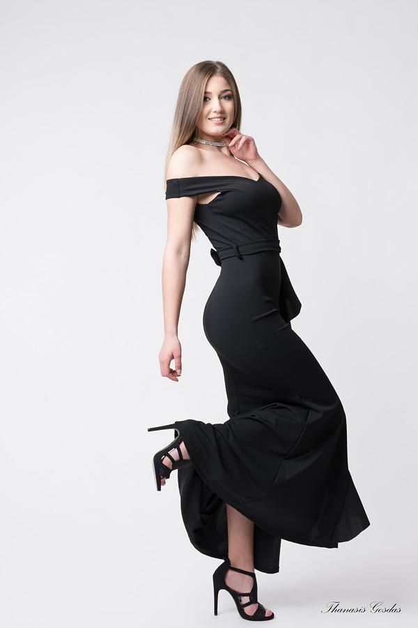 Anastasia Potapova Μοντέλο