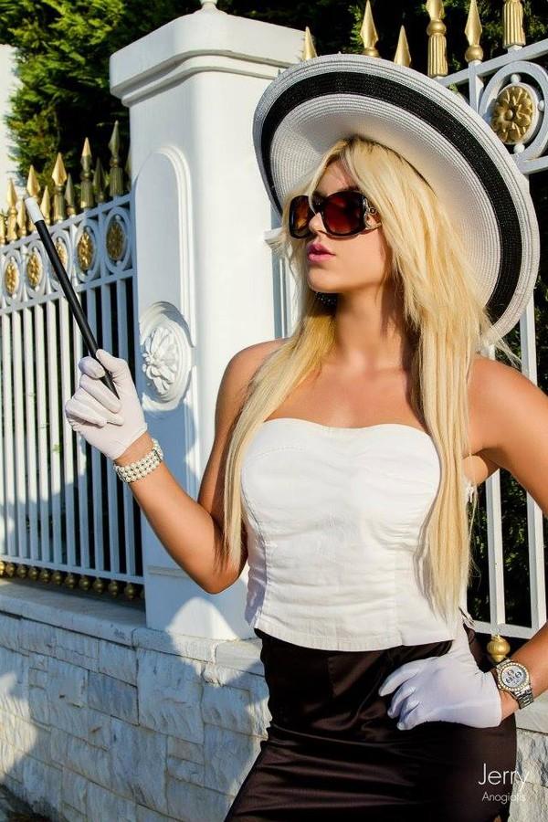 Anastasia Terzi model (Αναστασία Τερζή μοντέλο). Photoshoot of model Anastasia Terzi demonstrating Fashion Modeling.Fashion Modeling Photo #127936