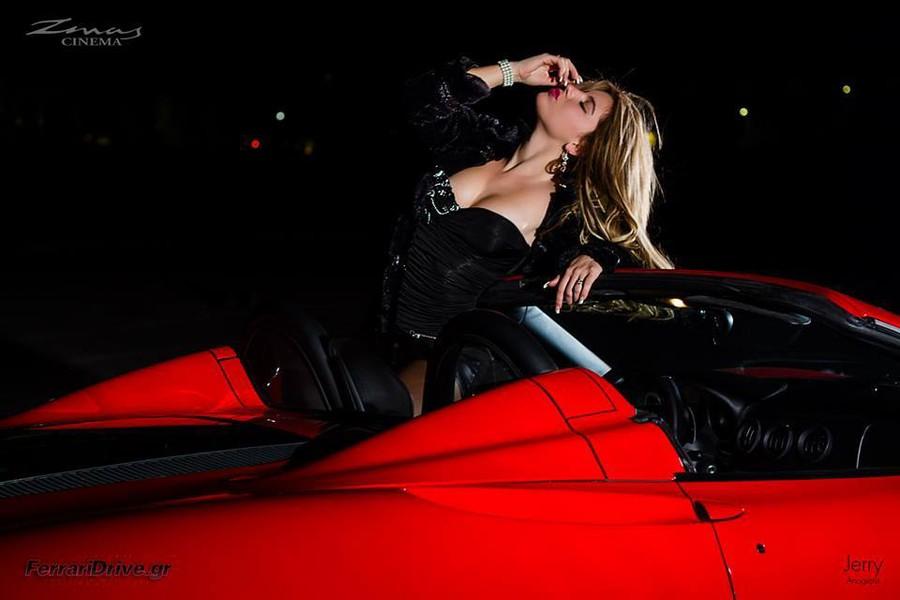 Anastasia Terzi model (Αναστασία Τερζή μοντέλο). Photoshoot of model Anastasia Terzi demonstrating Commercial Modeling.Model: Anastasia Terzi Photography & editing: Jerry Anogiatisclothes: Zinas CinemaCommercial Modeling Photo #127947