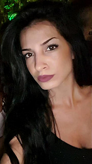 Anastasia Tswlh model (Αναστασία Τσώλη μοντέλο). Photoshoot of model Anastasia Tswlh demonstrating Face Modeling.Face Modeling Photo #205328