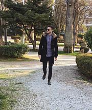 Anastasis Hatzigiannis model. Photoshoot of model Anastasis Hatzigiannis demonstrating Fashion Modeling.Fashion Modeling Photo #182704