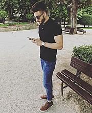 Anastasis Hatzigiannis model. Photoshoot of model Anastasis Hatzigiannis demonstrating Fashion Modeling.Fashion Modeling Photo #182708