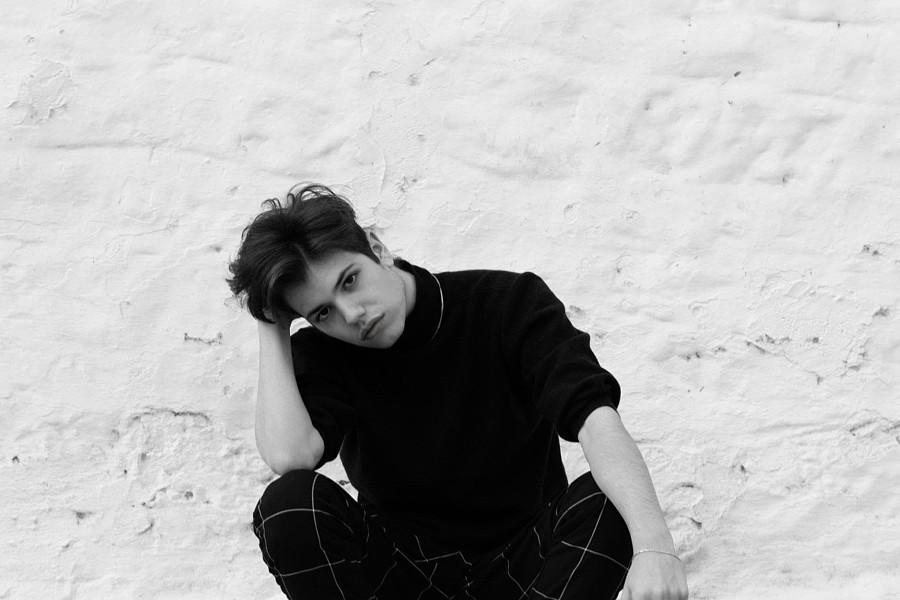 Anastasis Liabras model (Αναστάσης Λιάμπρας μοντέλο). Photoshoot of model Anastasis Liabras demonstrating Fashion Modeling.Fashion Modeling Photo #214763