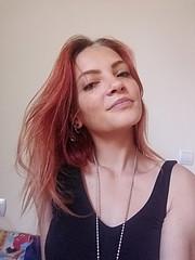 Ancuta Maria Furdui model. Photoshoot of model Ancuta Maria Furdui demonstrating Face Modeling.Face Modeling Photo #215864