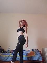Ancuta Maria Furdui model. Photoshoot of model Ancuta Maria Furdui demonstrating Fashion Modeling.Fashion Modeling Photo #216405