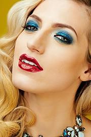 Andrea C Samuels makeup artist. Work by makeup artist Andrea C Samuels demonstrating Beauty Makeup.Beauty Makeup Photo #127753