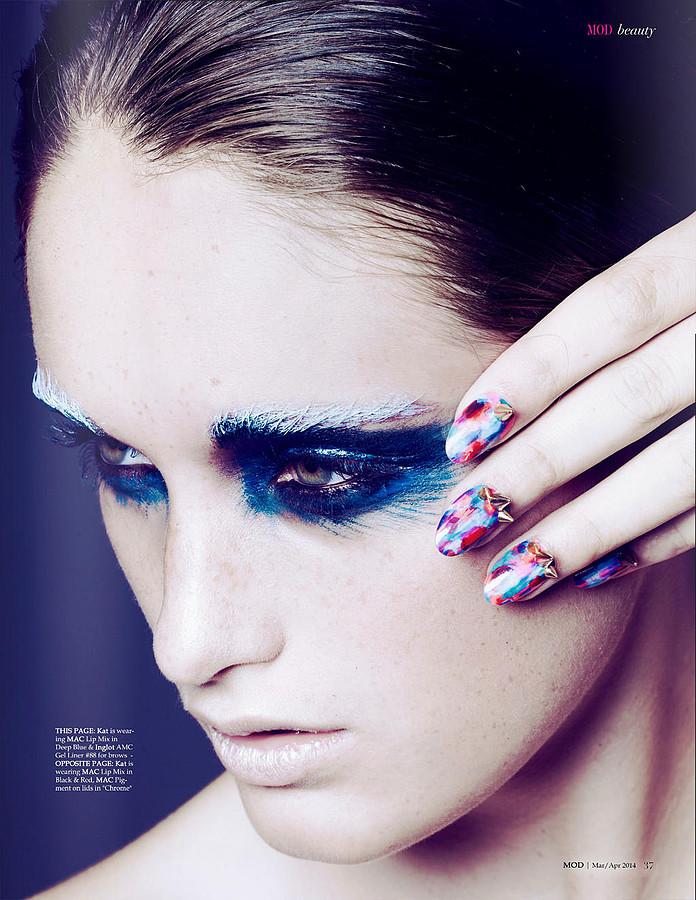 Andrea C Samuels Makeup Artist