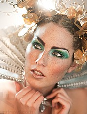 Andrea Perry Bevan makeup artist. Work by makeup artist Andrea Perry Bevan demonstrating Beauty Makeup.Beauty Makeup Photo #96254