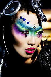 Theatrical/ Media Makeup Artist & Hair Stylist based in Manchester, England. Andrea Perry Bevan has been in the industry for over 23 years a