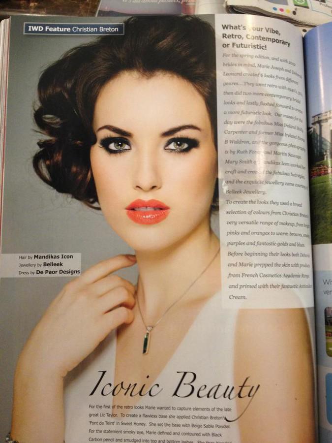 Andrea Roche Dublin model agency. casting by modeling agency Andrea Roche Dublin. Photo #43809