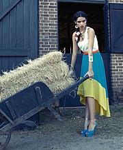Andrea Serrano fashion stylist. styling by fashion stylist Andrea Serrano.Editorial Styling Photo #46768
