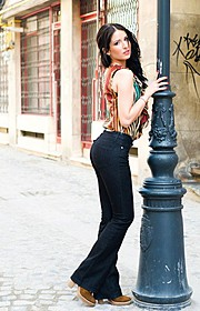 Andreea Lazar model. Photoshoot of model Andreea Lazar demonstrating Fashion Modeling.Fashion Modeling Photo #87617
