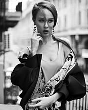 Andreea Raducu model. Andreea Raducu demonstrating Fashion Modeling, in a photoshoot by Daniel Ilinca.photographer: Daniel IlincaFashion Modeling Photo #176835