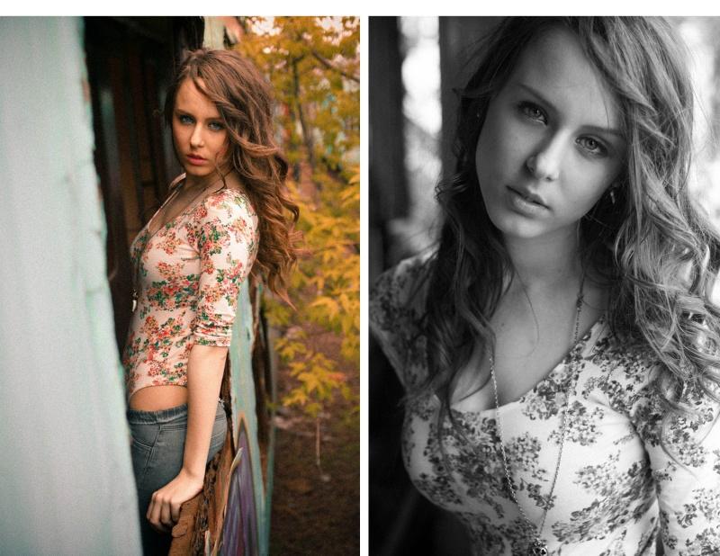 Andreea Raducu model. Photoshoot of model Andreea Raducu demonstrating Face Modeling.Face Modeling Photo #94742
