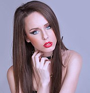 Andreea Raducu model. Photoshoot of model Andreea Raducu demonstrating Face Modeling.Face Modeling Photo #94766