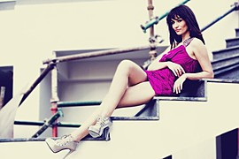 Andreea Zoia model. Photoshoot of model Andreea Zoia demonstrating Fashion Modeling.Fashion Modeling Photo #121244