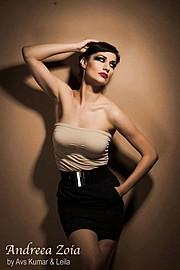 Andreea Zoia model. Photoshoot of model Andreea Zoia demonstrating Fashion Modeling.Fashion Modeling Photo #121253