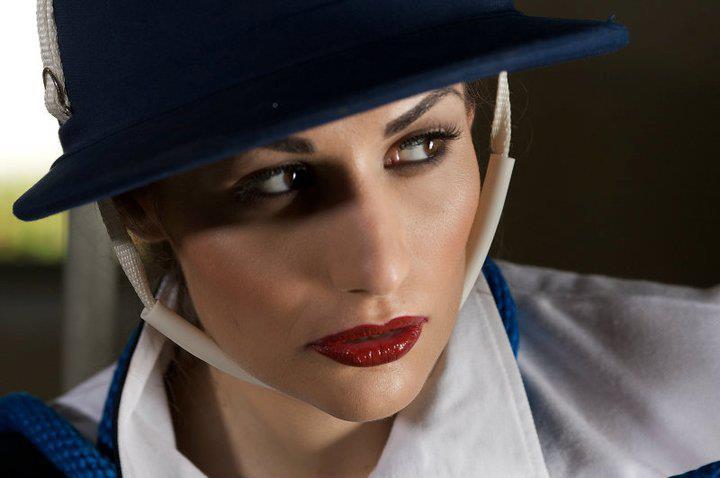 Andreea Zoia model. Photoshoot of model Andreea Zoia demonstrating Face Modeling.Face Modeling Photo #121280