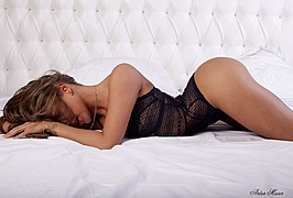 Anessa Kirova model (модель). Modeling work by model Anessa Kirova. Photo #105141