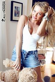 Anessa Kirova model (модель). Modeling work by model Anessa Kirova. Photo #105142