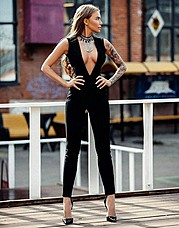 Anessa Kirova model (модель). Photoshoot of model Anessa Kirova demonstrating Fashion Modeling.Fashion Modeling Photo #170335