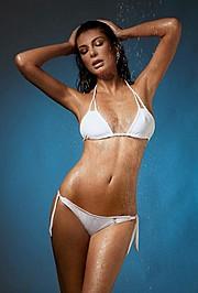 Angela Martini model & fashion designer. Photoshoot of model Angela Martini demonstrating Body Modeling.Body Modeling Photo #163130