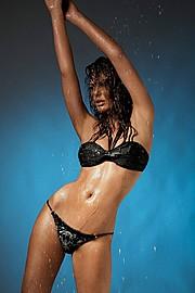 Angela Martini model & fashion designer. Photoshoot of model Angela Martini demonstrating Body Modeling.Body Modeling Photo #163163