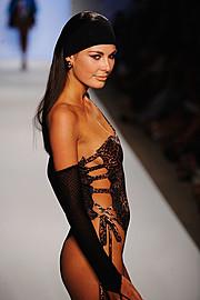 Angela Martini model & fashion designer. Photoshoot of model Angela Martini demonstrating Runway Modeling.Runway Modeling Photo #163170