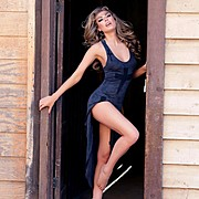 Angela Martini model & fashion designer. Photoshoot of model Angela Martini demonstrating Fashion Modeling.photograher: Deja JordanFashion Modeling Photo #176652