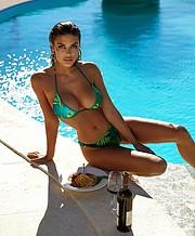 Angela Martini model & fashion designer. Photoshoot of model Angela Martini demonstrating Body Modeling.Body Modeling Photo #229064