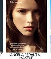 Angela Peralta makeup artist. makeup by makeup artist Angela Peralta. Photo #48333
