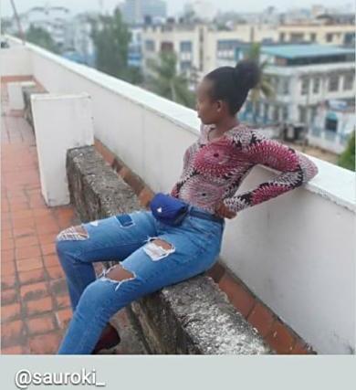 Angela Sauroki Model