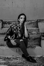 Angeliki Kokkali model (Αγγελική Κόκκαλη μοντέλο). Photoshoot of model Angeliki Kokkali demonstrating Fashion Modeling.Fashion Modeling Photo #203055