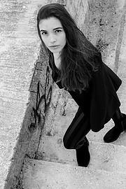 Angeliki Kokkali model (Αγγελική Κόκκαλη μοντέλο). Photoshoot of model Angeliki Kokkali demonstrating Fashion Modeling.Fashion Modeling Photo #207367