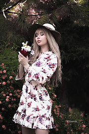 Angeliki Vourou, known also as AngieV, is a greek cosplayer,crafter, model and editor currently based in Greece, Athens. Angie makes her own
