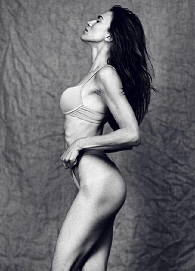 Anhen Bogomazova model (Анхен Богомазова модель). Photoshoot of model Anhen Bogomazova demonstrating Body Modeling.Body Modeling Photo #167436
