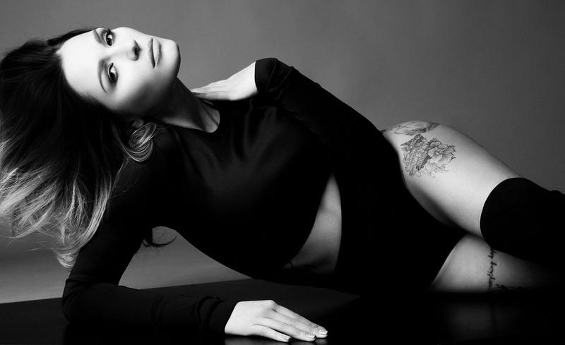 Aniko Vago model. Modeling work by model Aniko Vago. Photo #75682