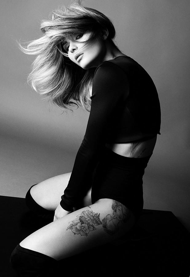 Aniko Vago model. Modeling work by model Aniko Vago. Photo #75684
