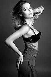 Aniko Vago model. Photoshoot of model Aniko Vago demonstrating Fashion Modeling.Fashion Modeling Photo #75688