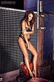 Anita Sikorska model (modelka). Photoshoot of model Anita Sikorska demonstrating Body Modeling.Body Modeling Photo #113811