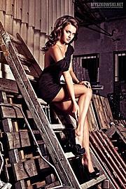 Anita Sikorska model (modelka). Photoshoot of model Anita Sikorska demonstrating Fashion Modeling.photography: Piotr Myszkowskimake up: Małgorzata ZłochFashion Modeling Photo #113796