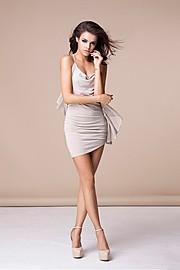 Anita Sikorska model (modelka). Photoshoot of model Anita Sikorska demonstrating Fashion Modeling.Fot: P. DobrzenieckiMua: Dagmara WróbelFashion Modeling Photo #113798