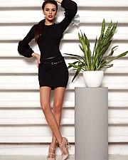 Anita Sikorska model (modelka). Photoshoot of model Anita Sikorska demonstrating Fashion Modeling.Fashion Modeling Photo #167327