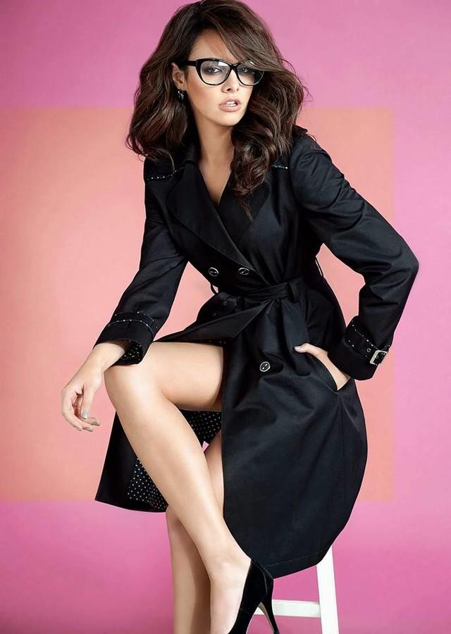 Anita Sikorska model (modelka). Photoshoot of model Anita Sikorska demonstrating Fashion Modeling.Fashion Modeling Photo #170784