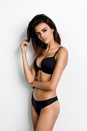 Anita Sikorska model (modelka). Photoshoot of model Anita Sikorska demonstrating Body Modeling.Body Modeling Photo #171315
